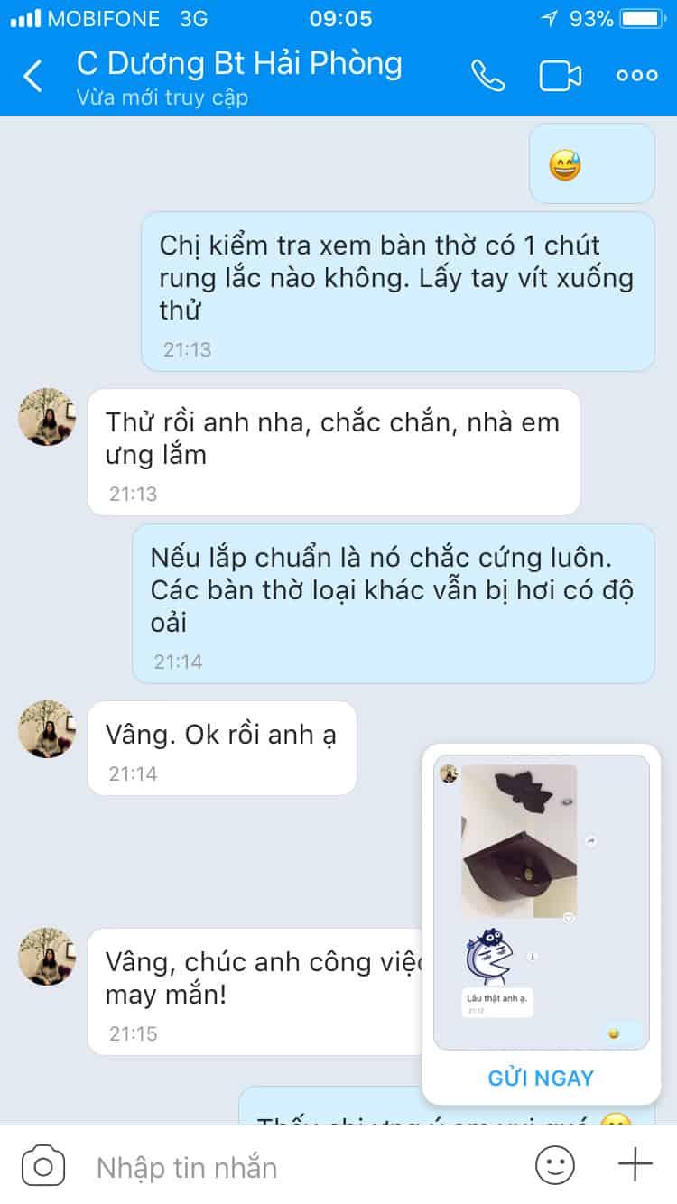Review Ban Tho Phat Dai Nguyet C Duong Hai Phong