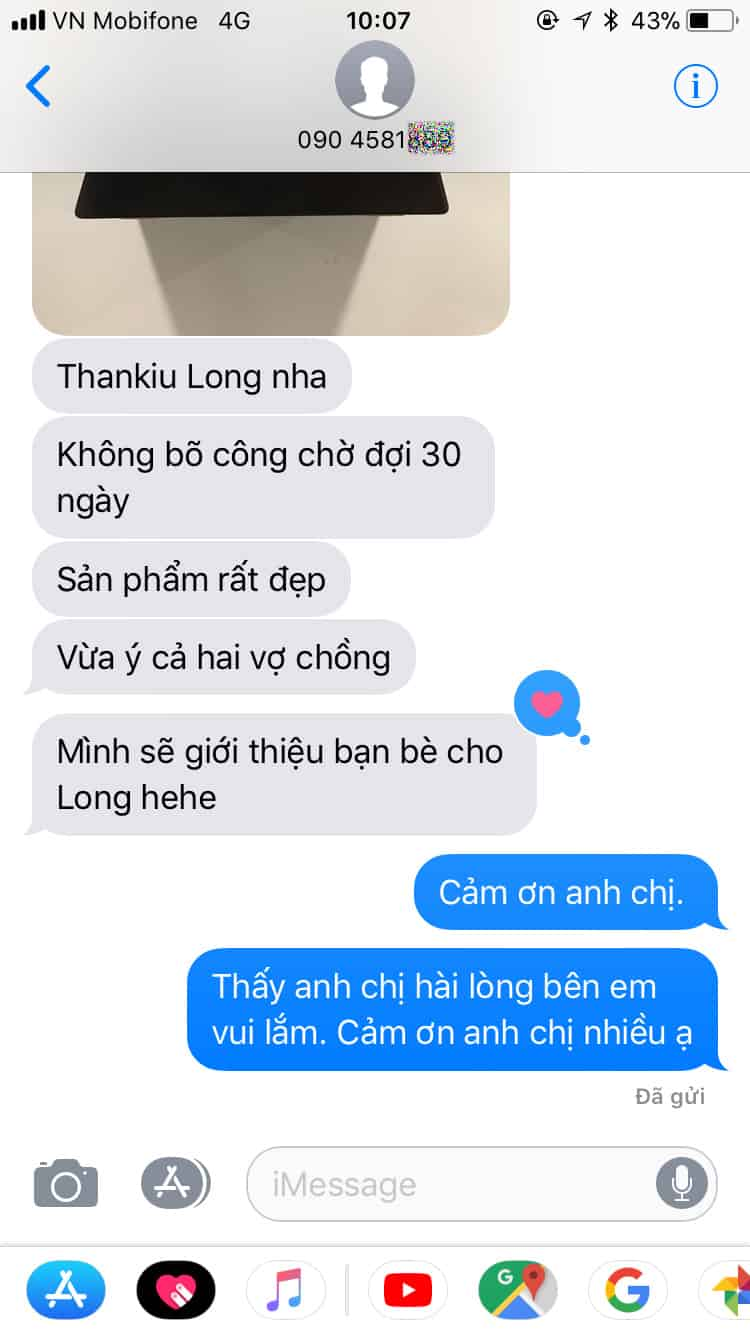 Review Ban Tho Treo Tuong Anh Trung Vinhome Riverside