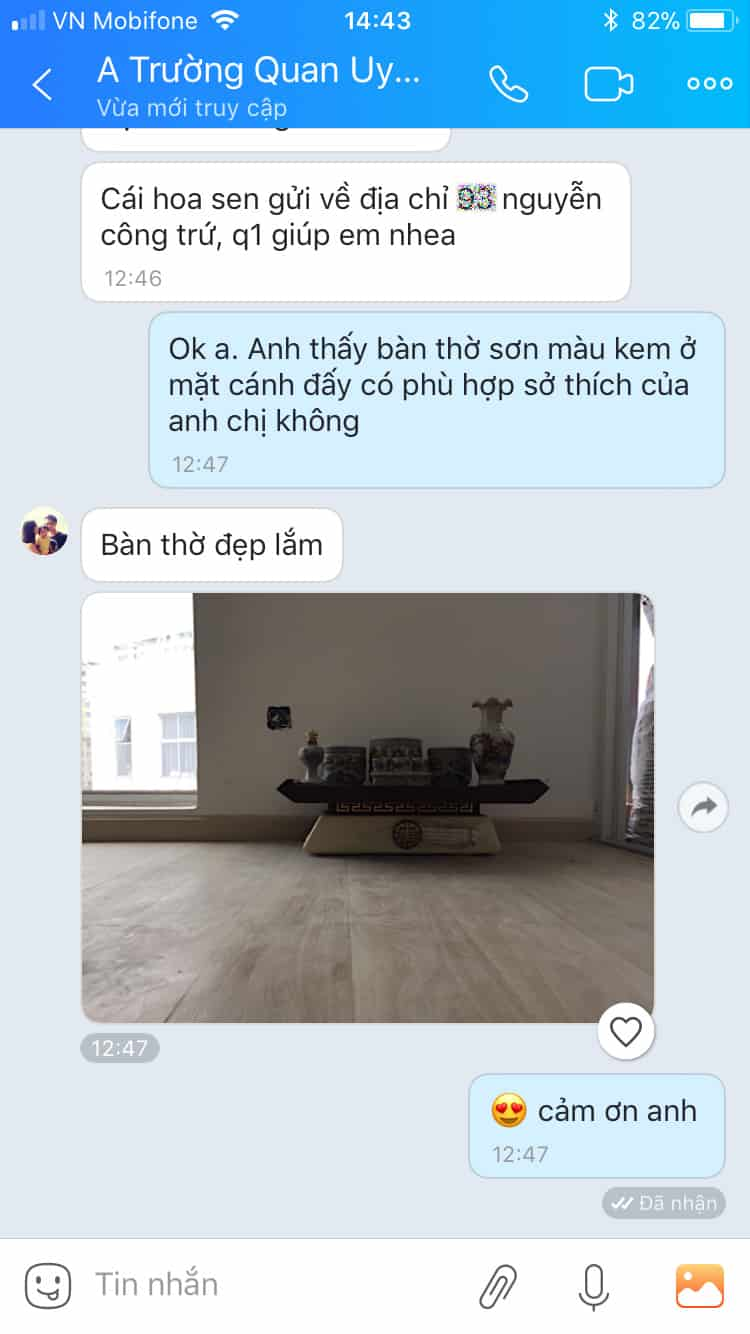 Review Ban Tho Quan Uy A Truong Q1 Hcm