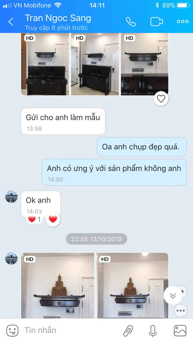 Review Ban Tho Treo Tuong Nghinh Loc A Sang Hcm
